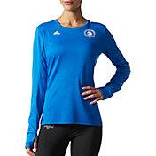 adidas Women's Boston Marathon Supernova Running Long Sleeve Shirt