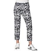 adidas Women's Ultimate adistar Printed Ankle Golf Pants