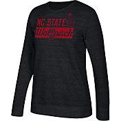 adidas Women's NC State Wolfpack Black Comfy Crew Sweatshirt