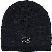 adidas Women's Philadlephia Flyers Fashion Black Beanie