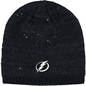 adidas Women's Tampa Bay Lightning Fashion Black Beanie