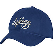 adidas Women's Tampa Bay Lightning Royal Slouch Adjustable Hat