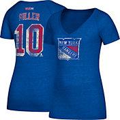 CCM Women's New York Rangers J.T. Miller #10 Royal T-Shirt