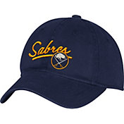 adidas Women's Buffalo Sabres Navy Slouch Adjustable Hat