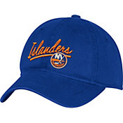 adidas Women's New York Islanders Royal Slouch Adjustable Hat