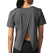adidas Women's Performer Open Back T-Shirt