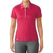 adidas Women's Printed Merch Golf Polo