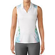 adidas Women's Resort Sleeveless Golf Polo
