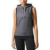 adidas Women's Sleeveless Hoodie