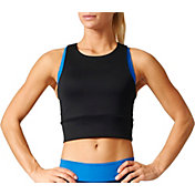 adidas Women's Speed Cropped Tank Top