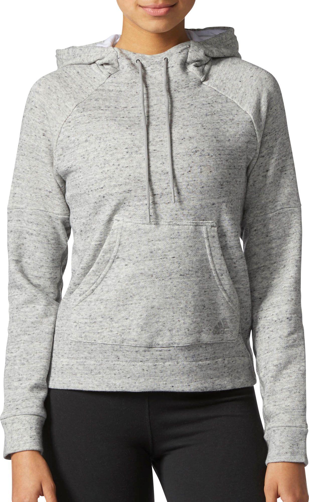 adidas hoodie womens. product image · adidas women\u0027s sport2street hoodie womens