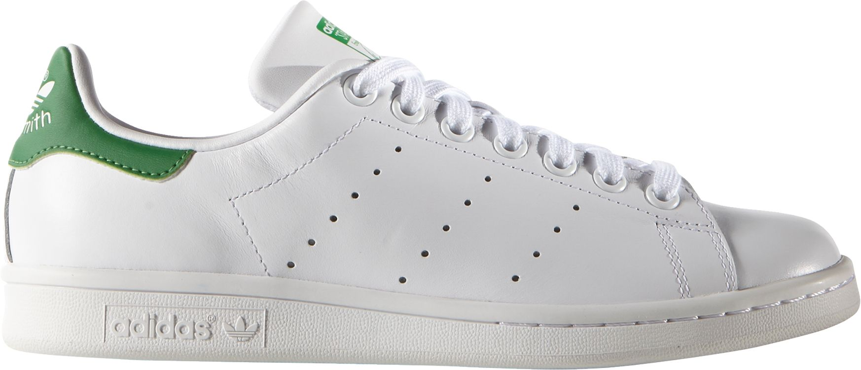 Product Image � adidas Originals Women\u0027s Stan Smith Casual Shoes. White/Green;  White/Navy