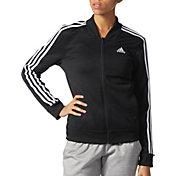adidas Women's Snap Track Jacket