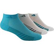 adidas Women's Climacool Superlite Low Cut Socks 3 Pack