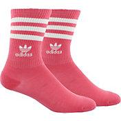 adidas Women's Originals Roller Single Crew Socks