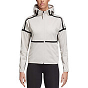 adidas Women's Z.N.E. Singled Out Reversible Hoodie