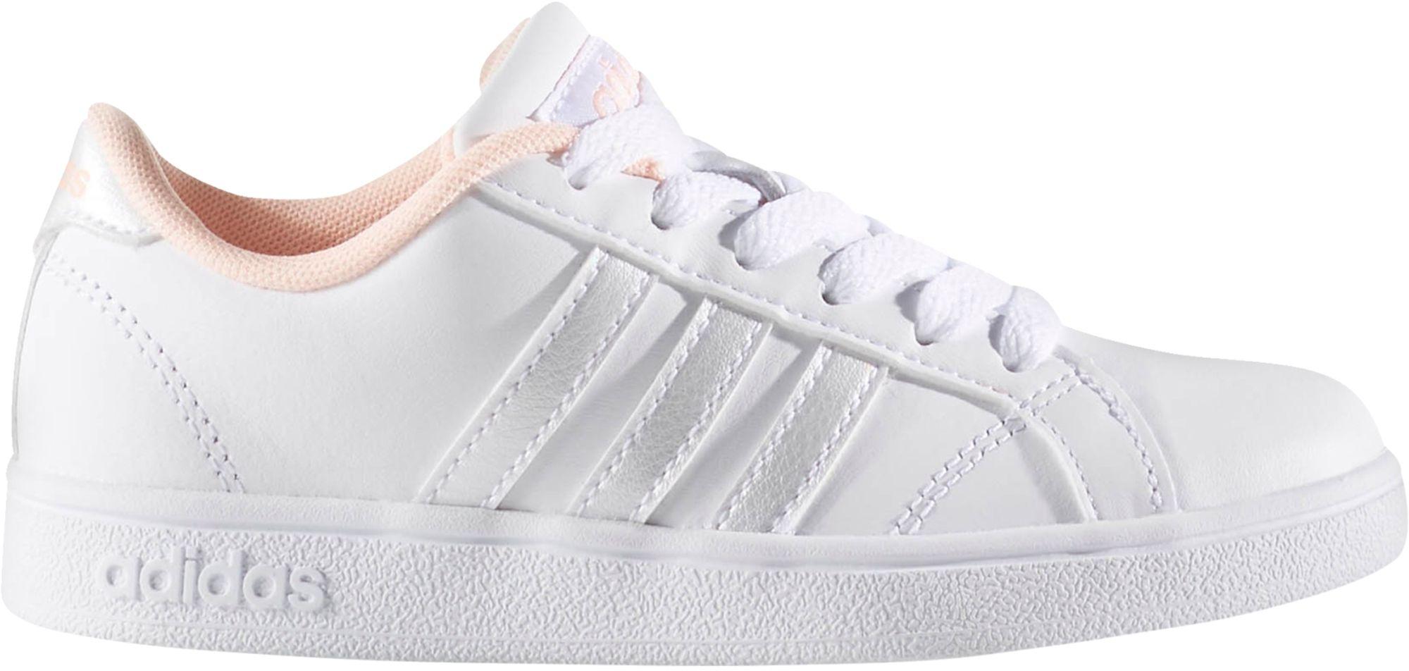 adidas 004001. adidas neo kids\u0027 grade school baseline casual shoes 004001