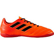adidas Kids' Ace 17.4 Indoor Soccer Shoes