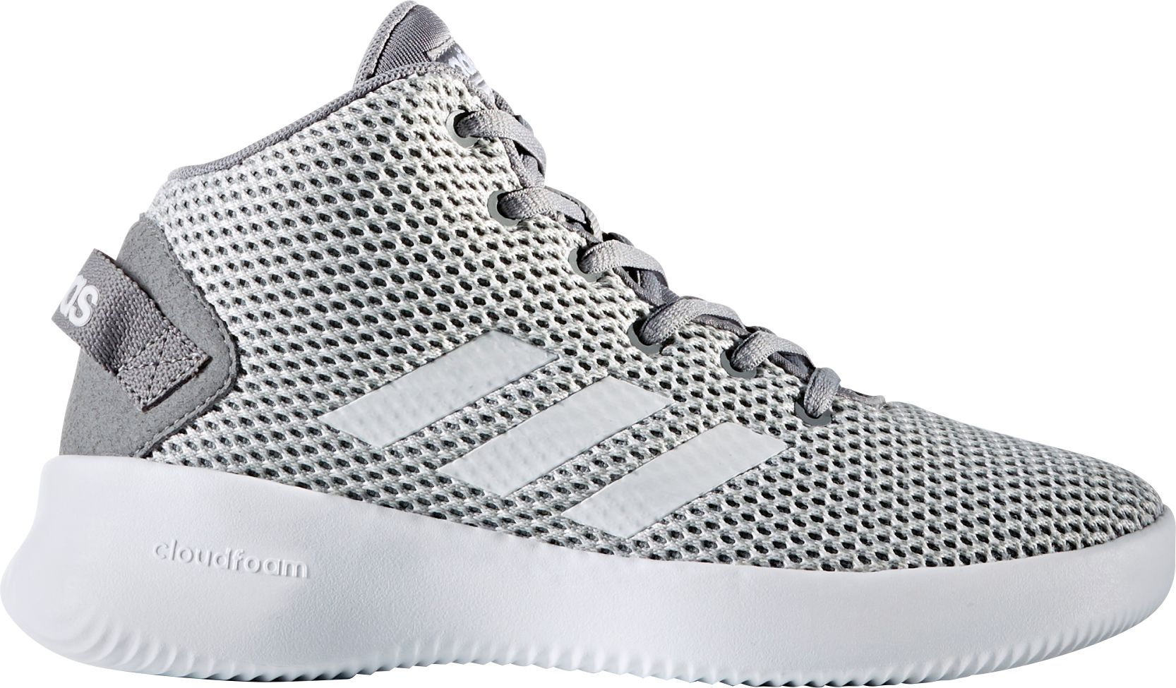 adidas Neo Kids' Grade School Cloudfoam Refresh Mid Shoes | DICK'S Sporting  Goods