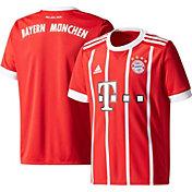 adidas Youth Bayern Munich 17/18 Replica Home Jersey