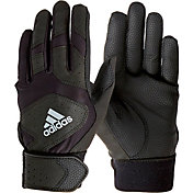adidas Youth Triple Stripe Batting Gloves 2018