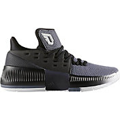 adidas Kids' Grade School Dame 3 Basketball Shoes