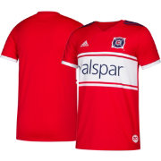 adidas Youth Chicago Fire Primary Replica Jersey