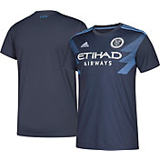 adidas Youth New York City FC Secondary Replica Jersey