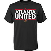 adidas Youth Atlanta United Dassler Black T-Shirt
