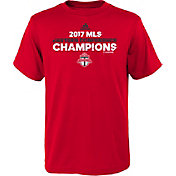 adidas Youth 2017 MLS Eastern Conference Champions Toronto FC Red T-Shirt