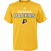 adidas Youth Indiana Pacers Gold T-Shirt