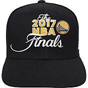 adidas Youth 2017 Western Conference Champions Golden State Warriors Locker Room Adjustable Snapback Hat