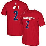 adidas Youth Washington Wizards John Wall #2 Red T-Shirt