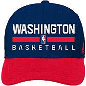 adidas Youth Washington Wizards Adjustable Hat