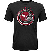 Gen2 Youth Alabama Crimson Tide Black Helmet T-Shirt
