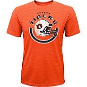 Gen2 Youth Auburn Tigers Orange Helmet T-Shirt