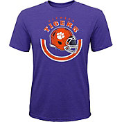 Gen2 Youth Clemson Tigers Regalia Helmet T-Shirt