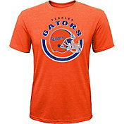 Gen2 Youth Florida Gators Orange Helmet T-Shirt