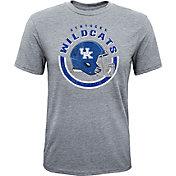 Gen2 Youth Kentucky Wildcats Grey Helmet T-Shirt