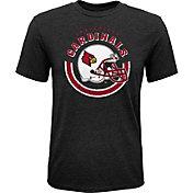 Gen2 Youth Louisville Cardinals Black Helmet T-Shirt