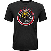 Gen2 Youth Maryland Terrapins Black Helmet T-Shirt