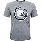 Gen2 Youth Penn State Nittany Lions Grey Helmet T-Shirt