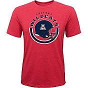 Gen2 Youth Arizona Wildcats Cardinal Helmet T-Shirt