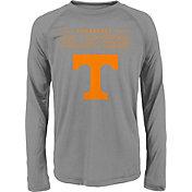 adidas Youth Tennessee Volunteers Long Sleeve Grey T-Shirt
