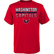 NHL Youth Washington Capitals T-Rex Red T-Shirt