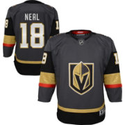 NHL Youth Vegas Golden Knights James Neal #18 Premier Home Jersey