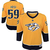 NHL Youth Nashville Predators Roman Josi #59 Replica Home Jersey
