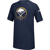 adidas Youth Buffalo Sabres Drifting Navy T-Shirt