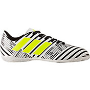 adidas Kids' Nemeziz 17.4 Indoor Soccer Shoes