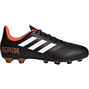 adidas Kids' Predator 18.4 FxG Soccer Cleats
